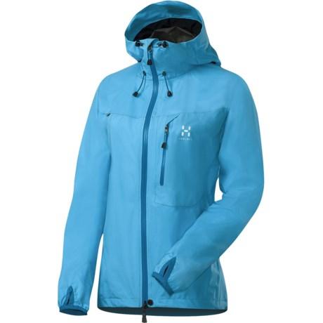 Haglofs Lim II Gore-Tex® Minimalist Jacket - Waterproof (For Women)