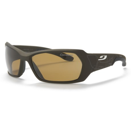 Julbo Dirt Sunglasses - Polarized, Photochromic NXT Cameleon Lenses