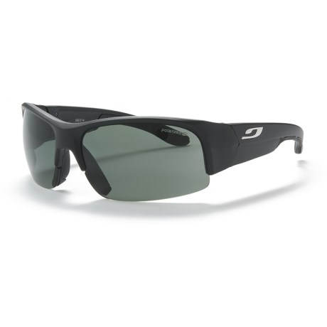 Julbo Contest Sunglasses - Polarized Spectron 3 Lenses, Interchangeable