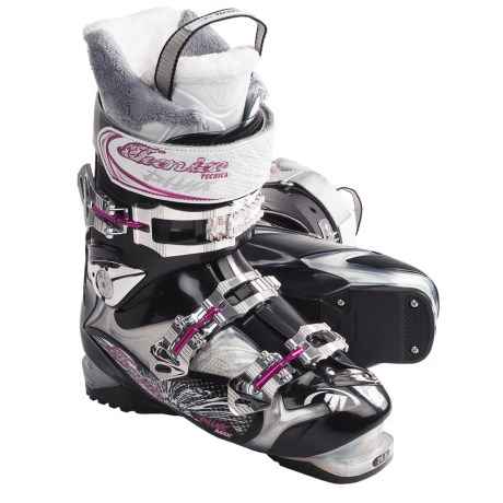 Tecnica 2011/2012 Viva Phoenix Max 8 Alpine Ski Boots (For Women)