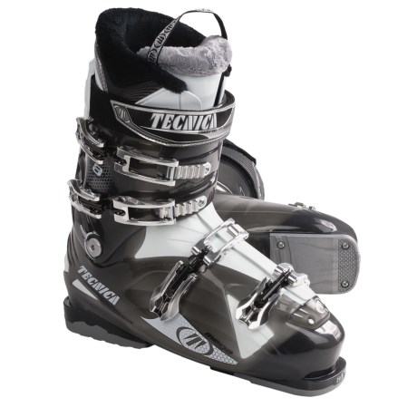 Tecnica 2011/12 Mega 8 Ski Boots (For Men and Women)