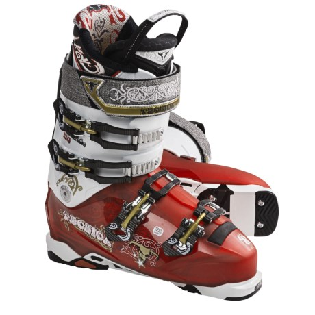 Tecnica 2012 Bonafide Alpine Ski Boots (For Men)