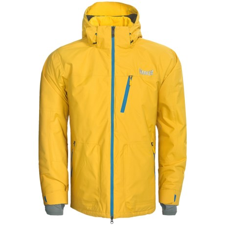 Marker Maze Ski Jacket - Waterproof, Insulated (For Men)