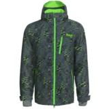 Marker Vertigo Print Ski Jacket - Waterproof, Insulated (For Men)