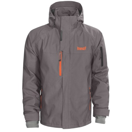 Marker Ramp Ski Jacket - Waterproof, Insulated (For Men)