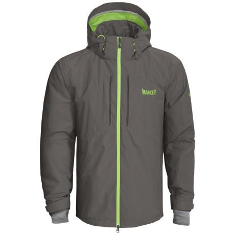 Marker Spheric Shell Gore-Tex® Ski Jacket - Waterproof (For Men)