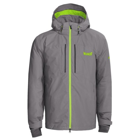 Marker Spheric Gore-Tex® Ski Jacket - Waterproof, Insulated (For Men)