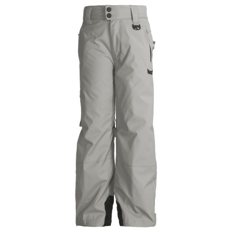 Marker Pop Cargo Ski Pants - Insulated (For Boys)