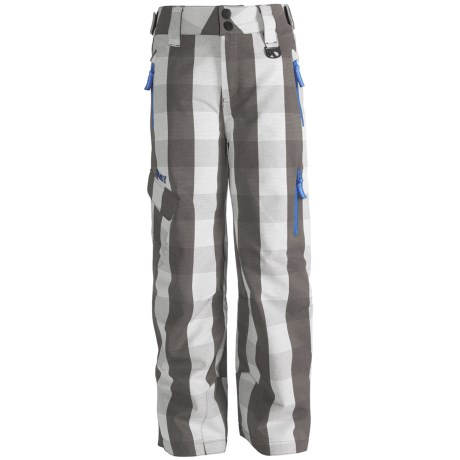 Marker Sabre Ski Pants - Insulated (For Boys)