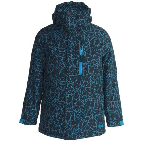 Marker Jr. B. Ace Ski Jacket (For Boys)