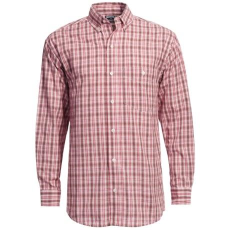 Panhandle Slim Saddlewear Plaid Shirt - Long Sleeve (For Men)