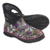 Bogs Footwear Classic Short May Flowers Rain Boots - Waterproof (For Women)
