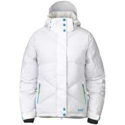 Marker Taylor Down Jacket - Waterproof (For Women)