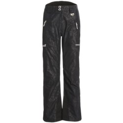 Marker Eclipse Embossed Gore-Tex® Ski Pants - Waterproof, Insulated (For Women)