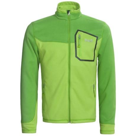Marker Receptor Fleece Jacket - (For Men)