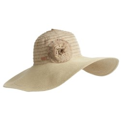 Betmar Begonia Sun Hat - UPF 50+  (For Women)
