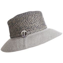 Betmar English Rose Hat - UPF 50+ (For Women)