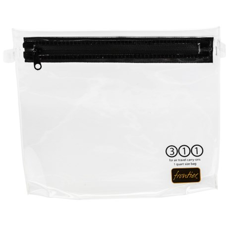 Frontier 3-1-1 Liquids Bag