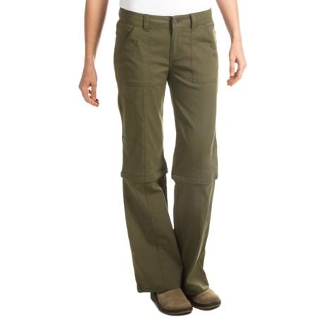 prAna Monarch Convertible Pants - Stretch Nylon (For Women)