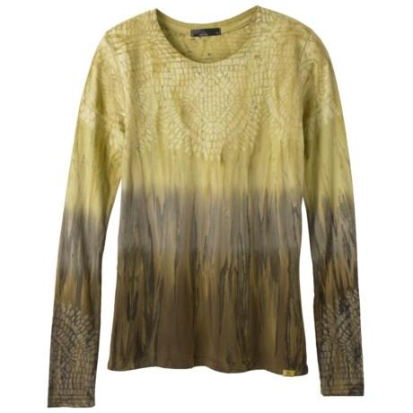 prAna Sublime Shirt - Organic Cotton, Long Sleeve (For Women)