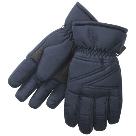 Manzella Ski Gloves - Waterproof (For Women)