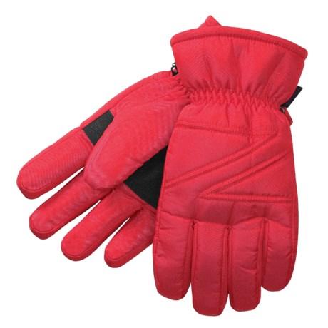 Manzella Ski Gloves - Waterproof (For Women)