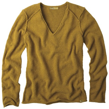 prAna Chenille Sweater - V-Neck, Long Sleeve (For Women)