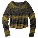 prAna Carly Sweater - Wool Blend, Long Sleeve (For Women)