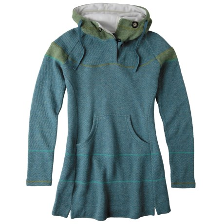 prAna Caitlyn Tunic Sweater - Hooded, Wool Blend (For Women)