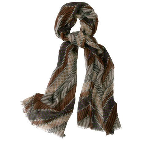 prAna Pow Wow Scarf - Wool (For Women)