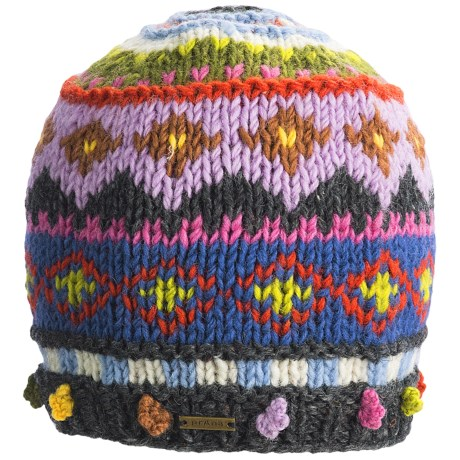 prAna Priscilla Beanie Hat - Wool, Fleece Lining (For Women)