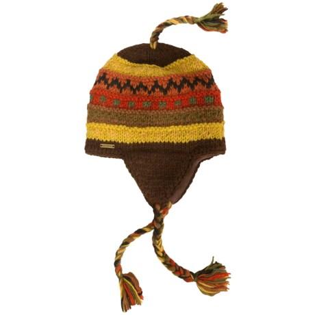 prAna Marci Beanie Hat - Wool, Ear Flaps (For Women)