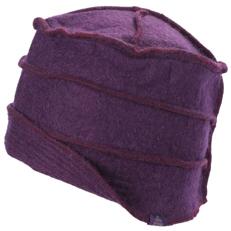 prAna Ellie Hat - Boiled Wool (For Women)