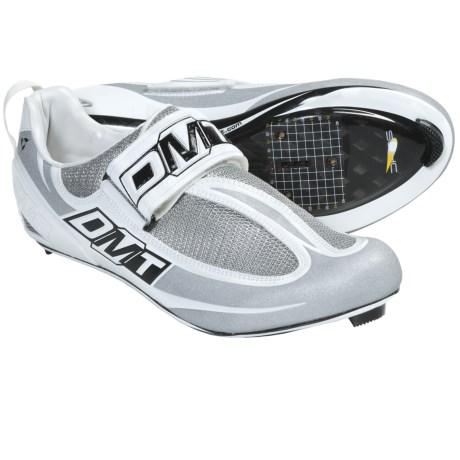 DMT Tri Road Cycling Shoes - 3-Hole (For Men)
