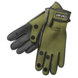 Jacob Ash Hot Shot Foldback Fishing Gloves - Neoprene (For Men)