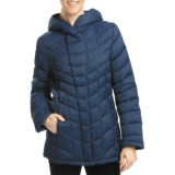 Weatherproof Down Quilted Jacket (For Women)