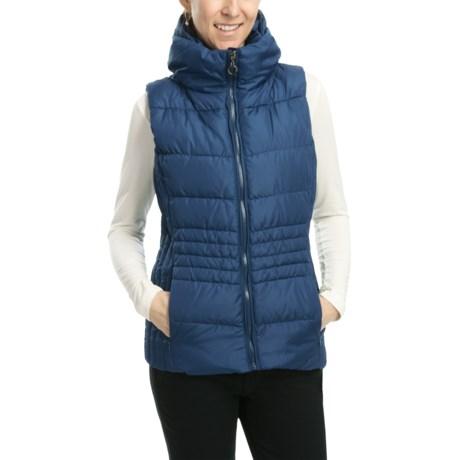 Weatherproof Quilted Down Vest (For Women)