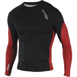 Saucony Amp Pro2 Recovery Compression Shirt - Long Sleeve (For Men)