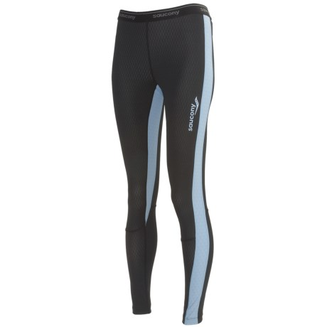 Saucony Amp Pro2 Recovery Compression Tights (For Women)