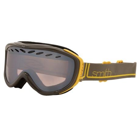 Smith Optics Transit Pro Ski Goggles