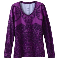 prAna Jessie Shirt - Long Sleeve (For Women)