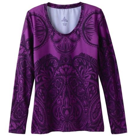 prAna Jessie Shirt - Long Sleeve (For Women)
