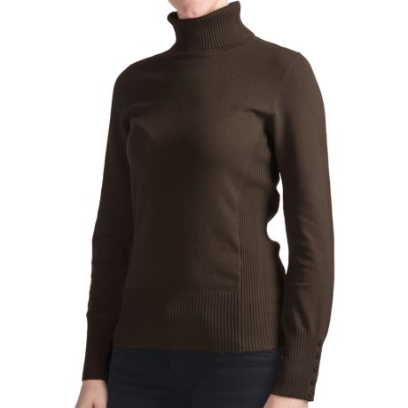 Odeon by Belford Turtleneck Sweater (For Women)