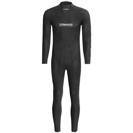 Camaro Open Cell Overall Waterski Wesuit - 2mm (For Men)