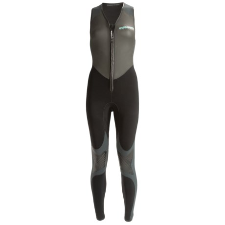 Camaro Freefall Farmer John Wetsuit - 4mm (For Women)