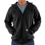 Carhartt Midweight Hooded Sweatshirt - Zip Front, Factory Seconds (For Tall Men)