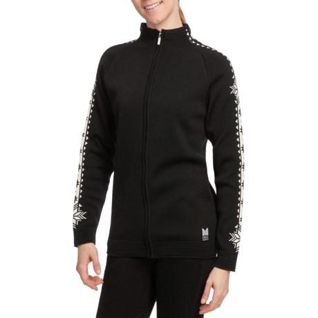 Dale of Norway Slaata Cardigan Sweater - Merino Wool (For Women)