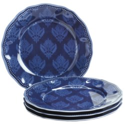 "Le Cadeaux Cambria 11"" Dinner Plates - Set of 4"