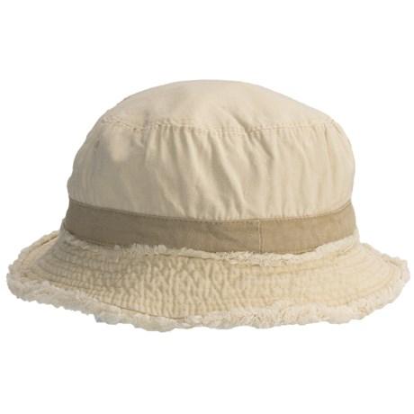 Caribbean Joe Fisherman's Bucket Hat - Cotton Twill, Reversible (For Men and Women)