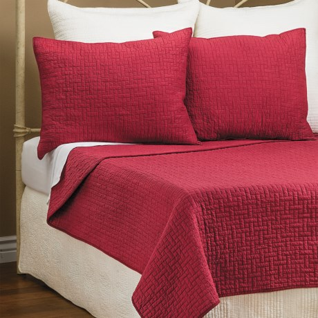 Ivy Hill Home Landon Quilt Set - King